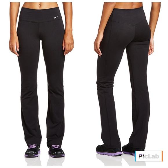 e5b8c2ac8f Nike Pants | New Straight Leg Yoga Leggings Sz S | Poshmark